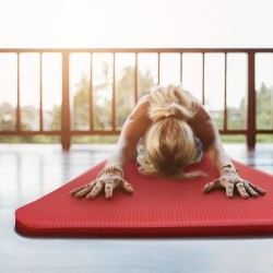 Star Yoga Mat NBR 10 mm thickness for Exercise